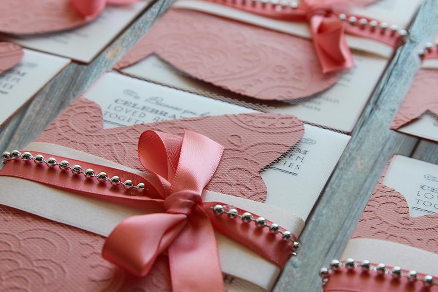 Custom Wedding Invitiations